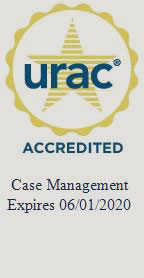 URAC Accredited - Case Management