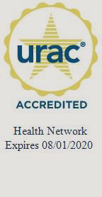 URAC Accredited - Health Network