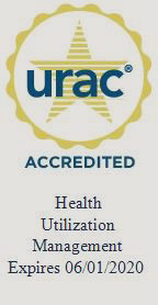 URAC Accredited - Health Utilization Management
