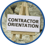 New Contractor Employee Orientation
